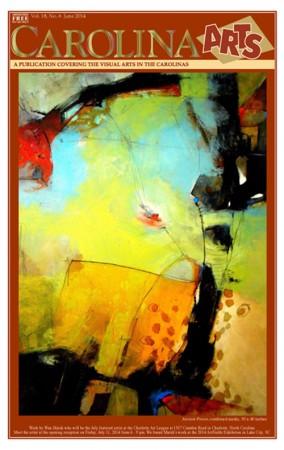 614carolinaarts-cover-284x450